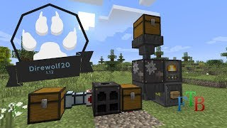 Direwolf20 1.12 | Actually Additions Ore Doubling | #1 (Modded Minecraft 1.12.2)