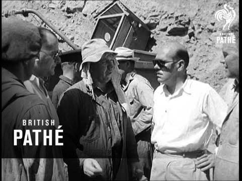Harriman In Persia (1951)