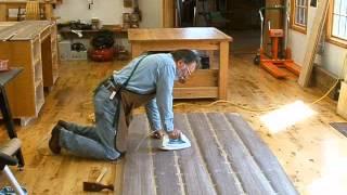 Making A Veneered Executive Desk, Part 4-3 Veneering: Andrew Pitts~furnituremaker