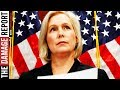 Kristen Gillibrand Announces Presidential Run