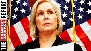 Kirsten Gillibrand Announces Presidential Run