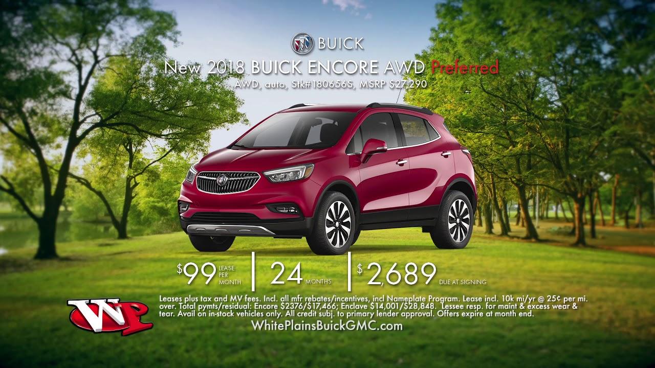 Exceptional Buick Encore Buick Enclave Commercial April 2018