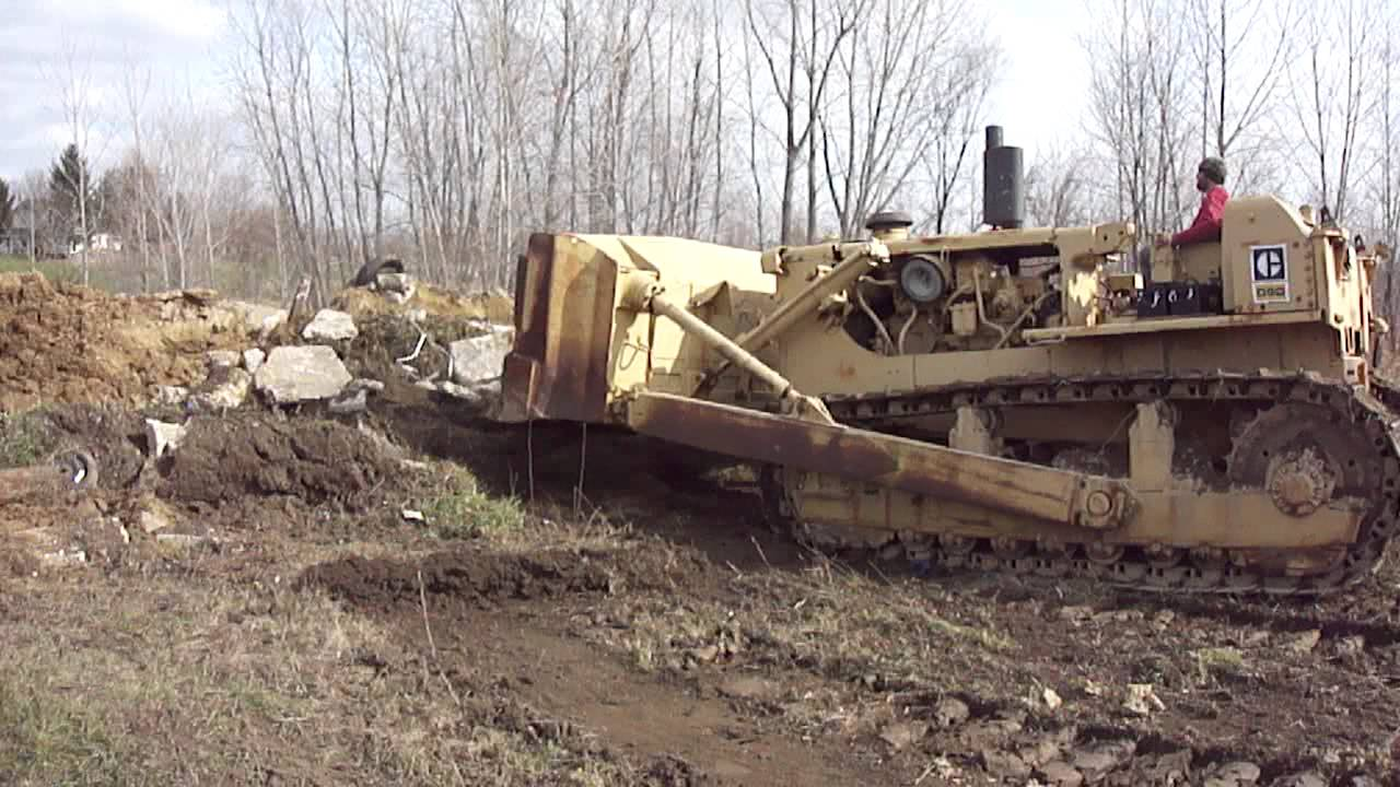 Caterpillar Equipment D2 Dozers