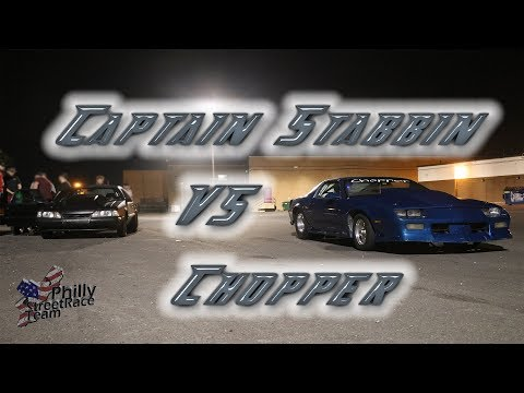 Real Philly Street Racing Chevelle Vs Mustang Doovi
