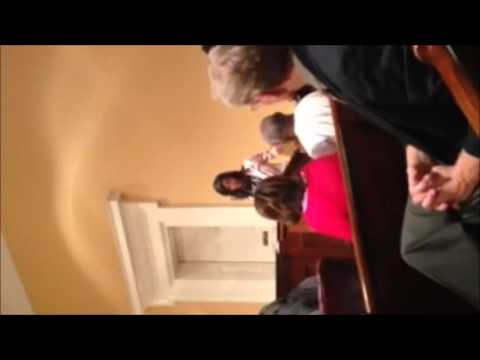 Sarah Brown's Speech; Honored by City of Jackson