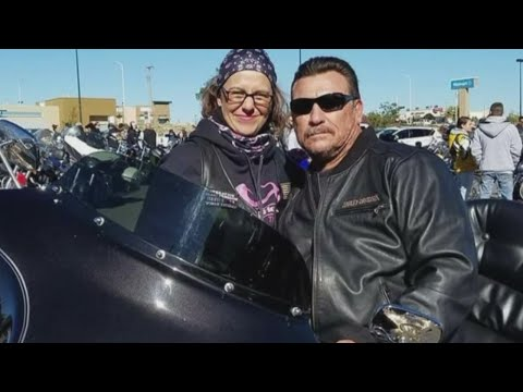 Driver crashes into couple on their way to serve the community