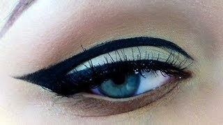 Fancy Some Eyeliner: Retro Future - Makeup Tutorial