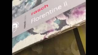 Обои Florentine 2 от Rasch. Обзор коллекции.