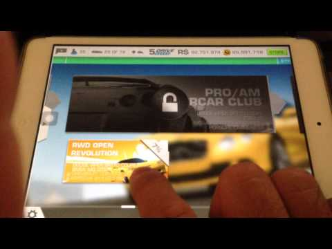 Real Racing 3 MONEY GOLD COINS Hack For IPhone IPad And IPod Touch (NO JAILBREAK) 4 Of 4