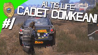 Altis Life Dansk Ep. 1 - CADET COMKEAN!