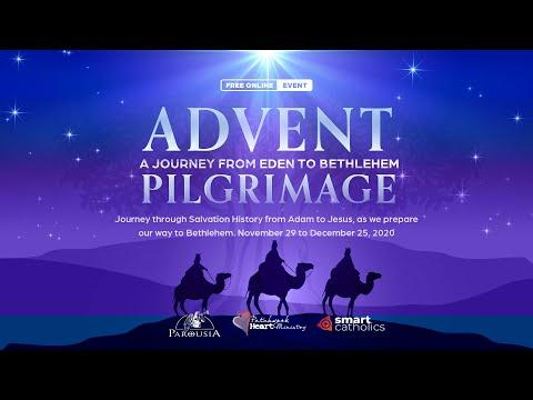 ⛪🔥⚪️🎄😇 Sr Gemma - Advent Pilgrimage