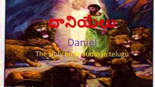 Daniel (దానియేలు)_ The Holy Bible audio in Telugu.wmv
