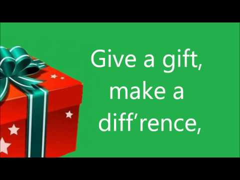 Give a Gift This Christmas