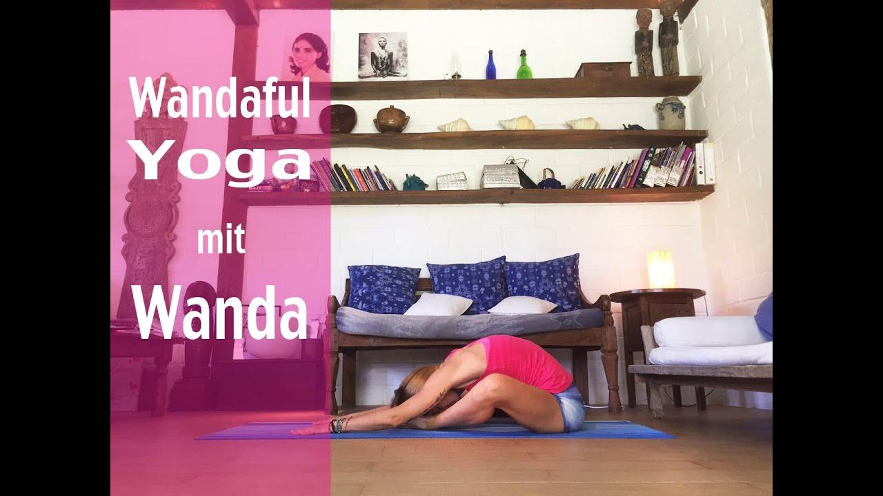 Yin Yoga für Hüften & Schultern - YouTube