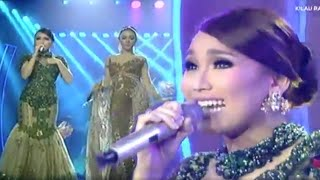"Video Ayu Ting Ting, Zaskia Gotik - ""Suara Hati"" & ""Bang Jono"" [Kilau Raya 24 MNC TV] download MP3, 3GP, MP4, WEBM, AVI, FLV Februari 2018"