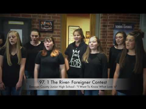 971 The River   Foreigner Contest Submission  Dawson Co Junior High School