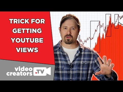 You Won't Believe this Trick for Getting YouTube Views!