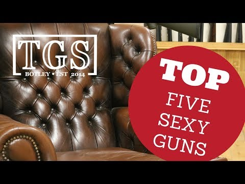 TGS Top 5 Sexy Guns
