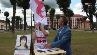 ОГП-TV: Избиратель в Ивье: мы для этой власти - стадо послушных баранов!