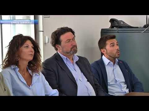 Primo piano - Presentazione della giunta De Mossi