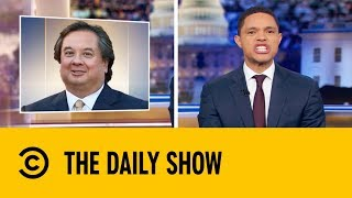 Donald Trump's Twitter Beef With George Conway | The Daily Show with Trevor Noah