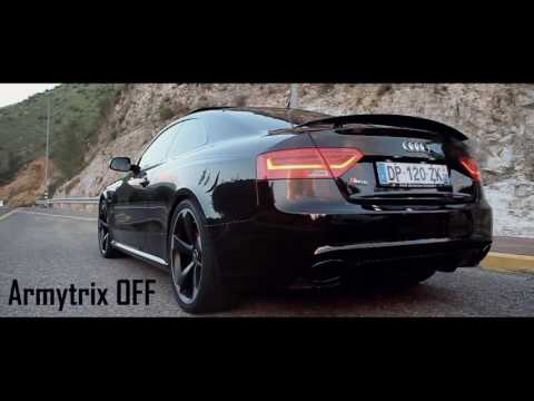 Audi RS5 Coupe w/ Armytrix Cat-Back Valvetronic Exhaust By CH Performance