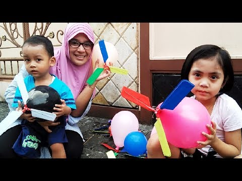 Balon Baling Baling Bambu Doraemon Dari Newchic Mainan Sederhana Bikin Bahagia