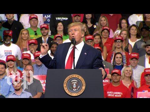 Trump announces 2020 reelection campaign