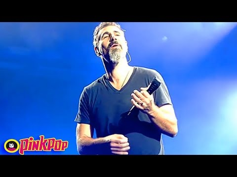 System Of A Down - Toxicity live PinkPop 2017 [HD | 60 fps]