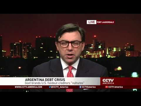 Russ Dallen on the Argentina debt standoff