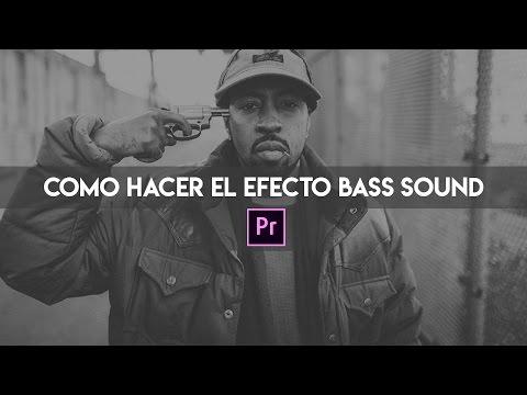 Como hacer el efecto Bass Effect (Shake) en Premiere Pro CC | Tutorial