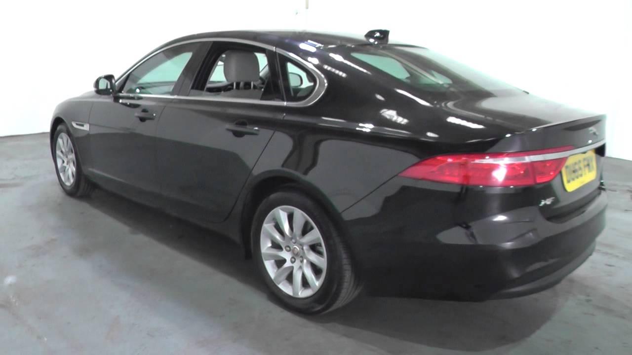 jaguar xf saloon 2016 2 0 d 163 prestige auto u4811 youtube. Black Bedroom Furniture Sets. Home Design Ideas