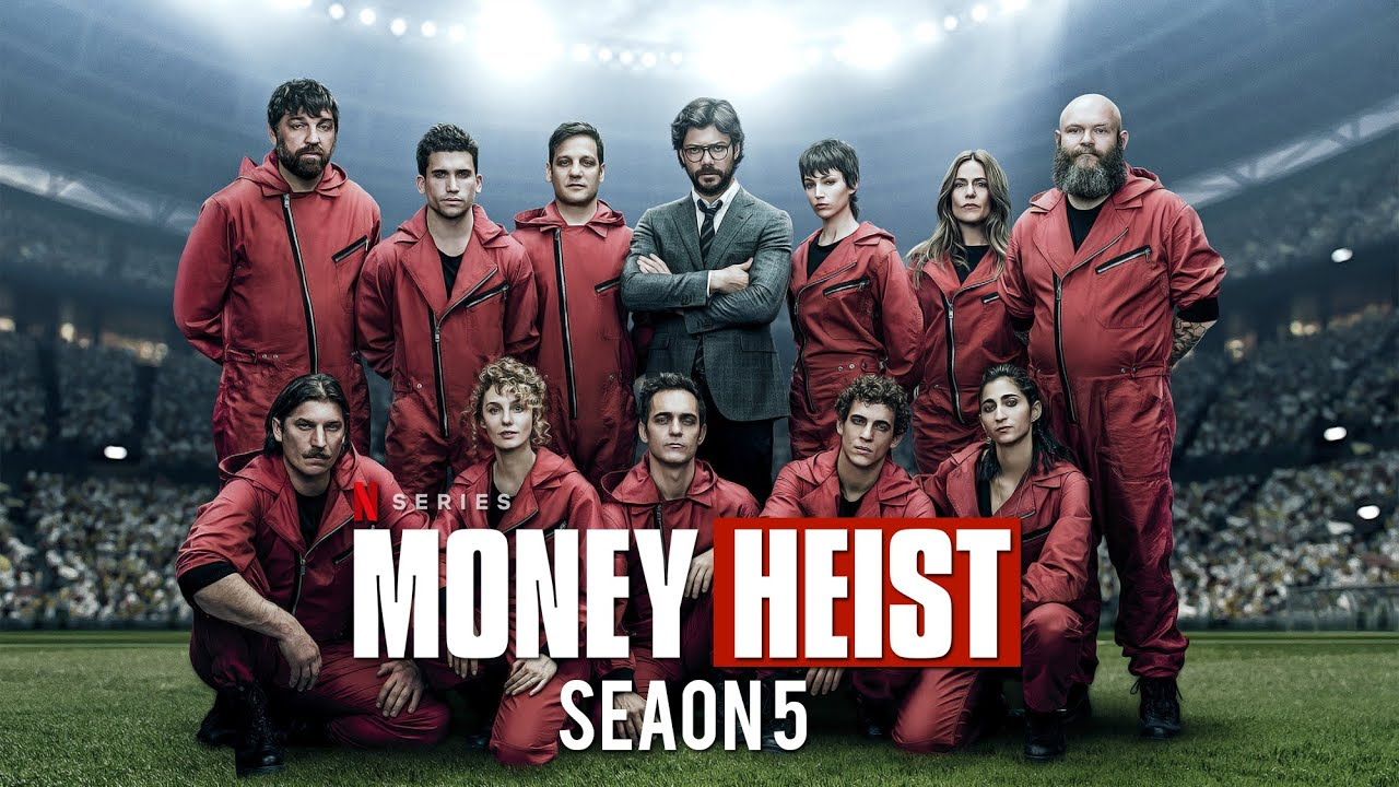 Money Heist Season 5 || Release Date, Cast  and All Latest News Update Here || News135.com