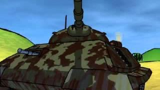 Arms Race - Worms 2 Custcenes