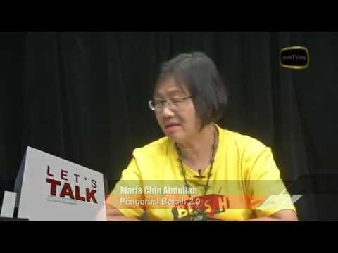 BERSIH 2.0 : Tidak Layan Provokasi Merah V2
