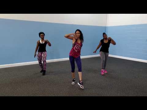 Tek Weh Yuh Heart Sean Paul - Dance Fitness With Nadia Neubert