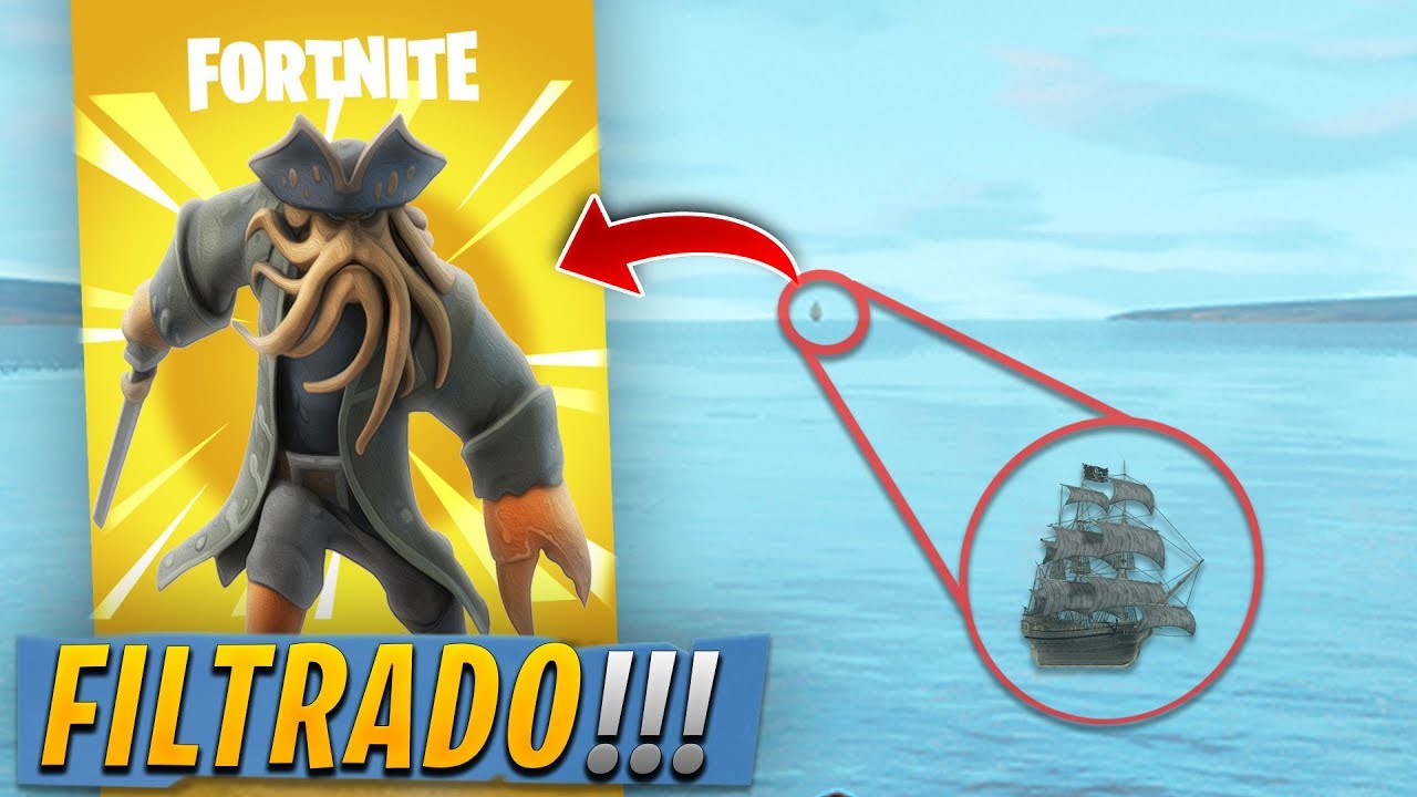 Filtracion piratas en temporada 5 de fortnite battle for Fortnite temporada 5 sala