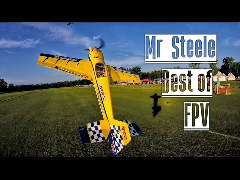 Mr Steele Best of FPV Drone Compilation