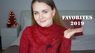 FAVORITES 2019/ ВСЕ САМОЕ САМОЕ за 2019 год/ Декоративная косметика