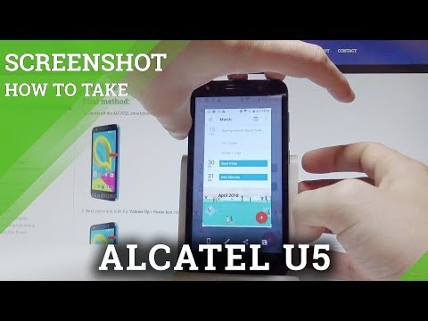 Alcatel U5 Screenshot Videos - Waoweo