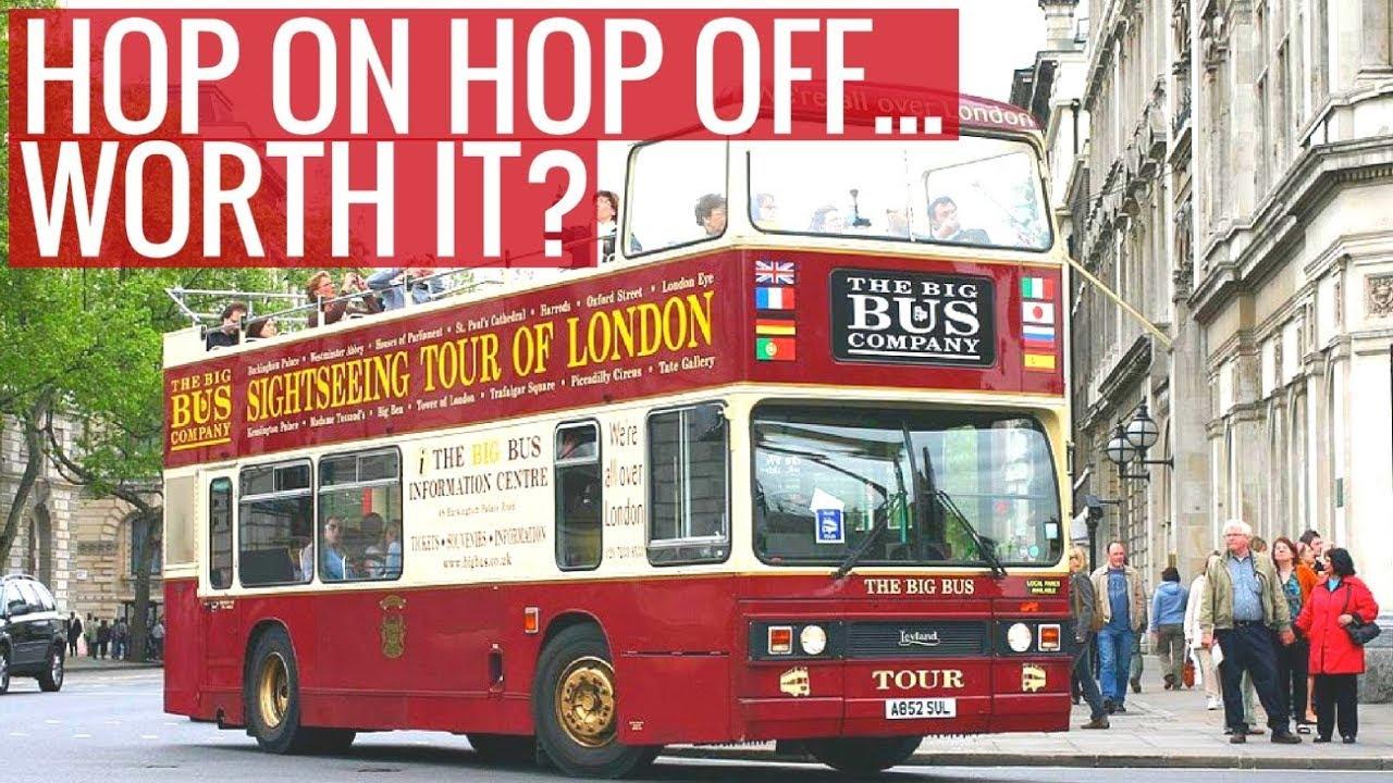 hop on off londres