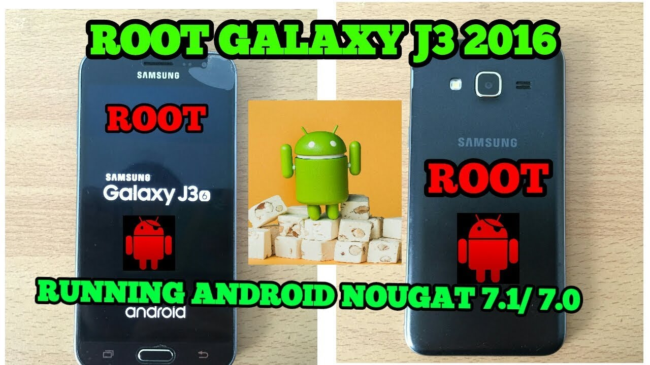 root apk for samsung j3