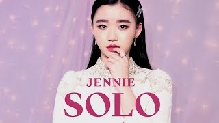 JENNIE - SOLO / Dance Cover.