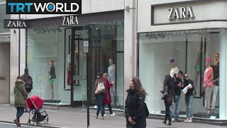 Money Talks: Unpaid Zara workers protest by sewing notes in clothes produced