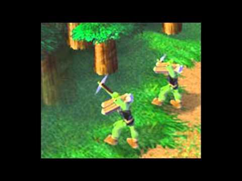 Warcraft 3 Peon Arbeit Arbeit Youtube