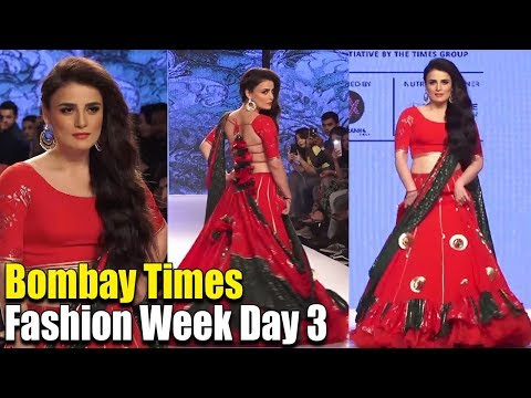 Radhika Madan's SIZZLING LOOK at Bombay Times Fashion Week Day 3