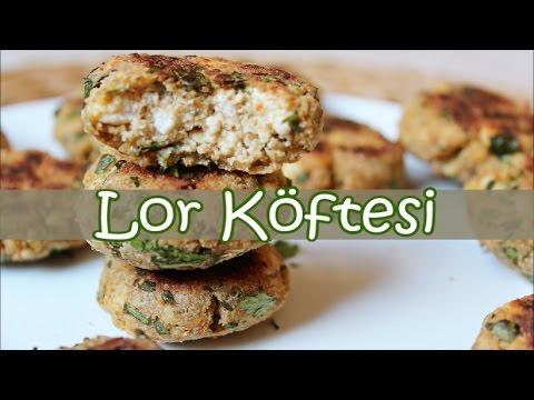Yulaf Kepekli Lor Köftesi | Protein Deposu💪| Bi'mutfak #34
