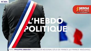 L'Hebdo Politique. Samedi 24 octobre 2021
