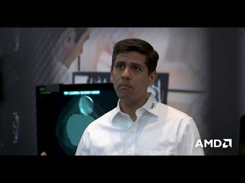 AMD Embedded processors are driving the next generation of medical imaging products.
