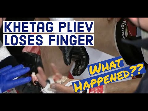 Khetag Pliev Loses